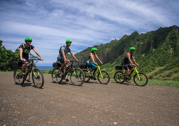 Product e-Mountain Bike Adventure Tour