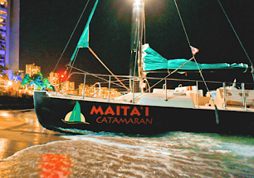 Mahina Moonlight Sail