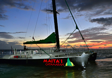 Sunset Maita'i Sail