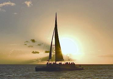 Product Sunset Maita'i Sail