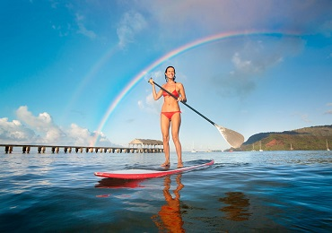 Private Paddleboarding image 1