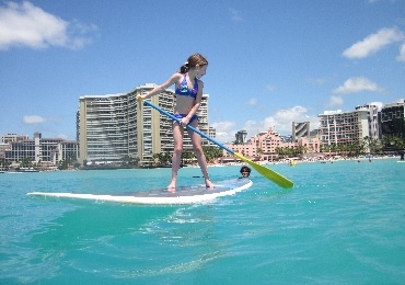 Product Stand Up Paddling