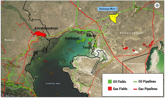 Why Kazakhstan? | Condor Petroleum Inc