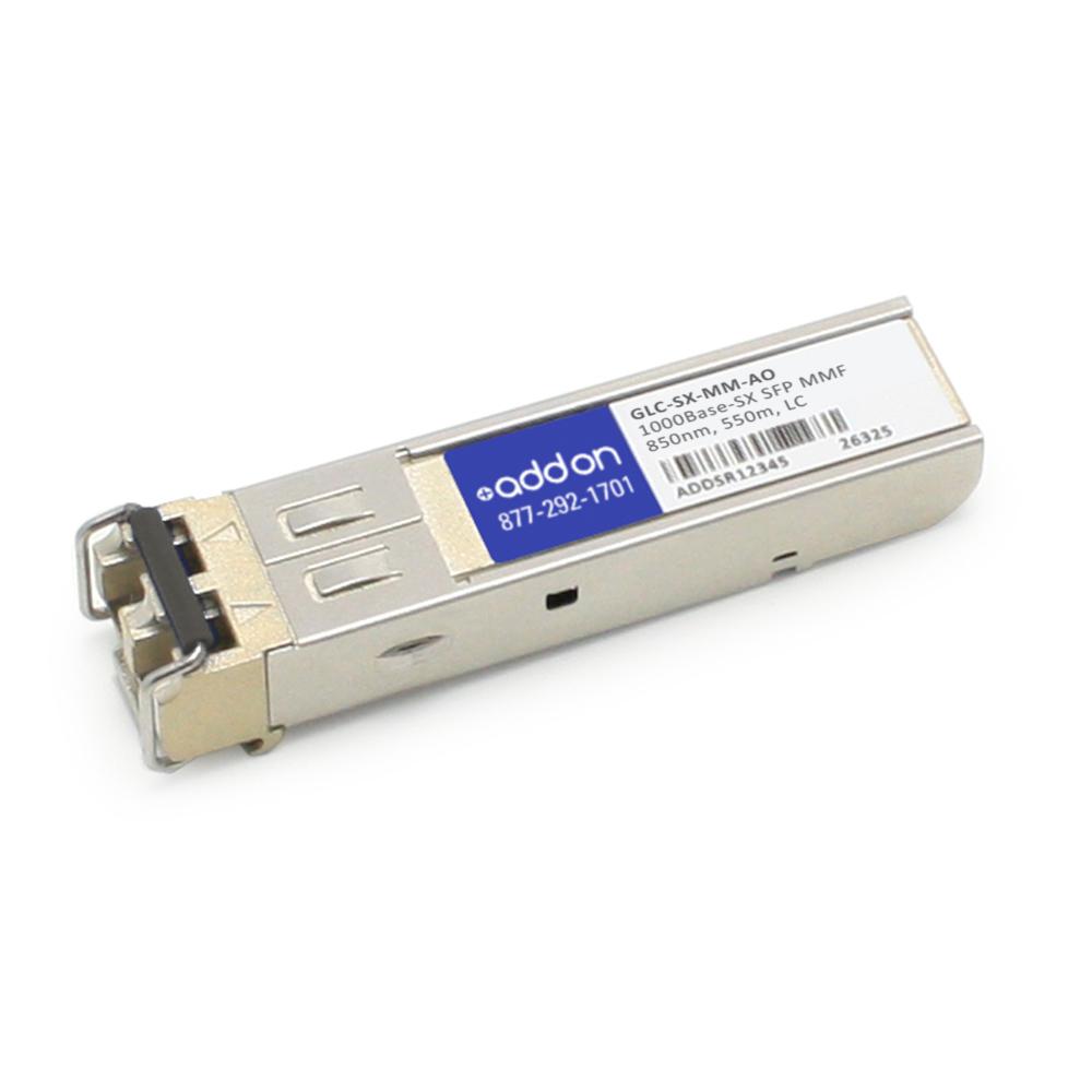 AddOn - GLC-SX-MM-AO Cisco 1000Base-SX SFP Transceiver