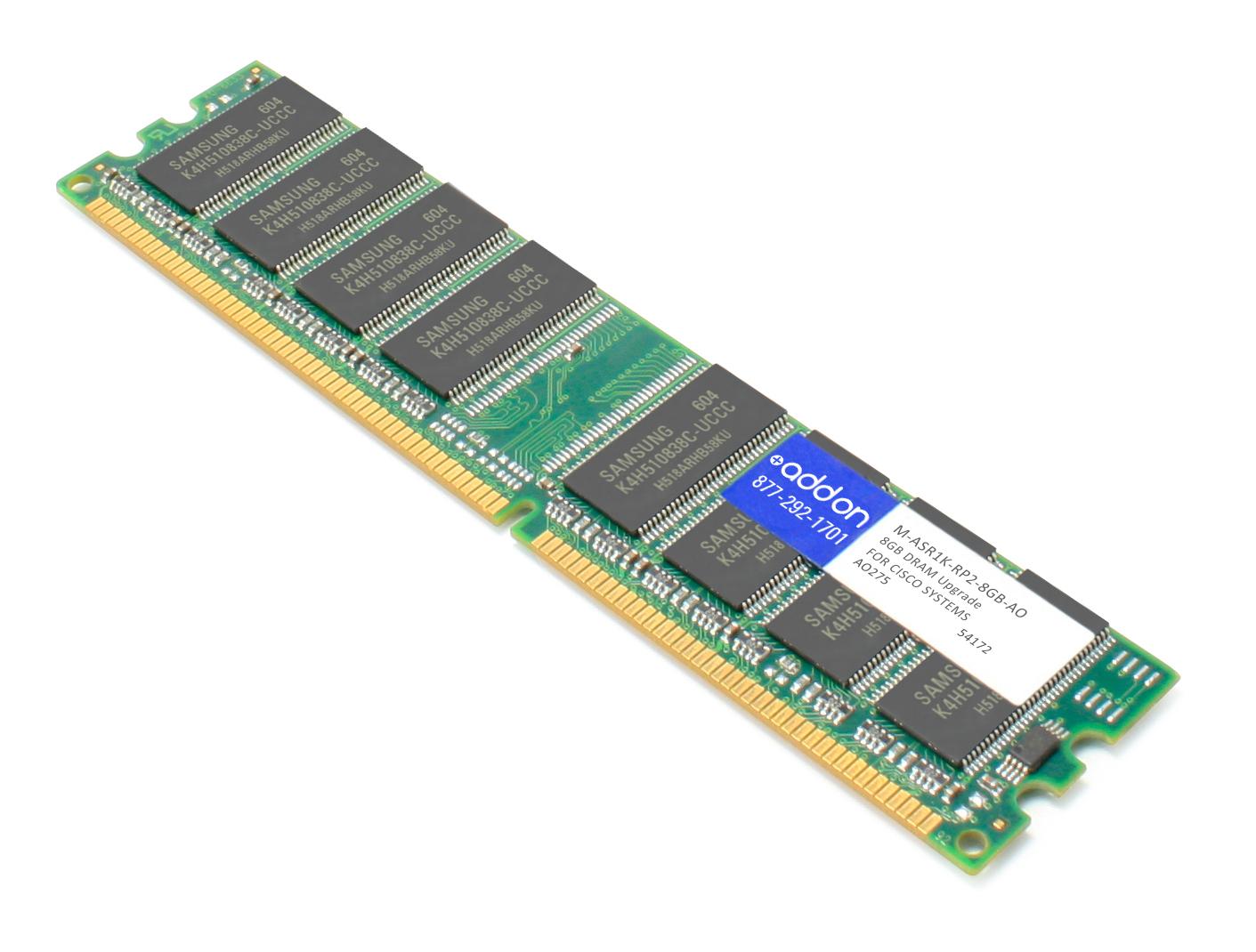 AddOn - M-ASR1K-RP2-8GB-AO