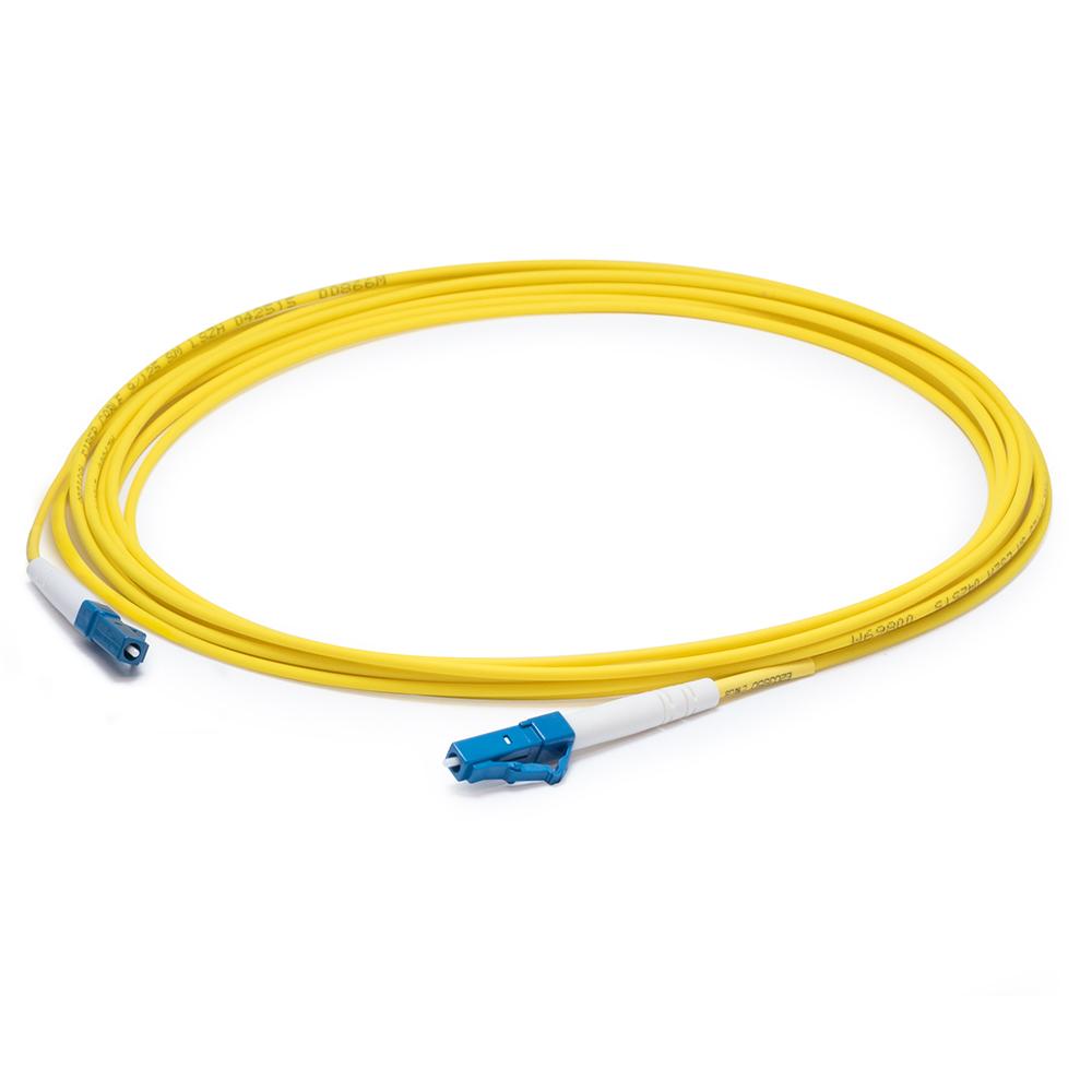 AddOn - ADD-LC-LC-4MS9SMF 4m LC Yellow OS2 Simplex Fiber