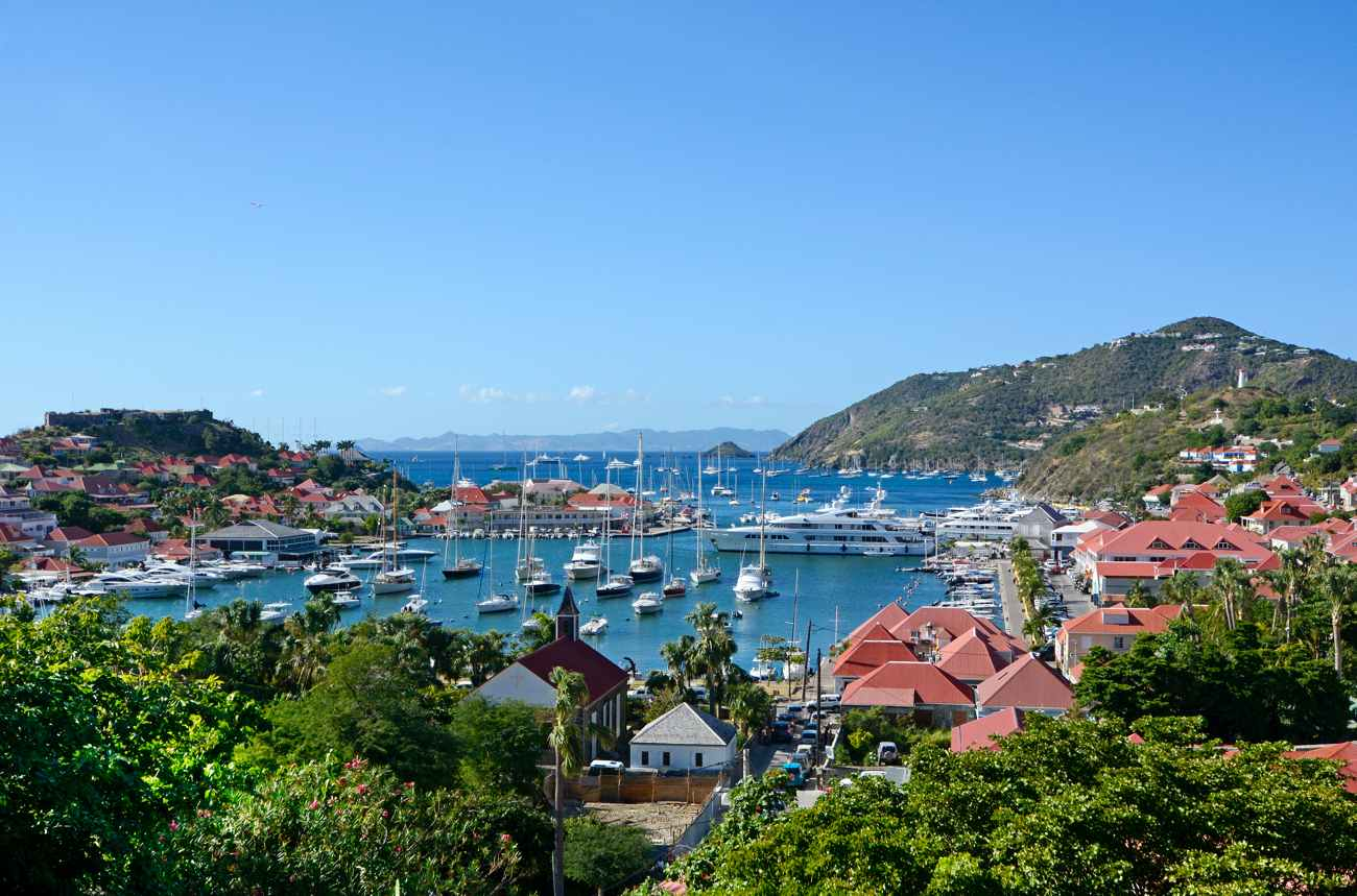 Experience St. Barts in Luxury
