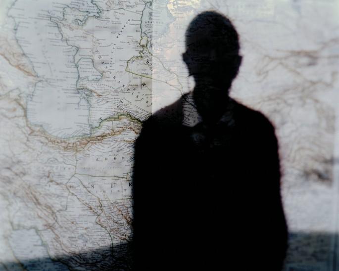 Wieslaw Michalak, </span><span><em>The Book of John Series #5, 2004</em>, </span><span>C-Print, 20 x 24 in