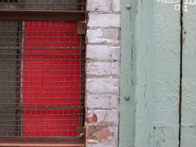 Chris Routley, </span><span><em>Red Window, 2004</em>