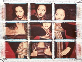ReBecca Miller, </span><span><em>Alcheminement, 2004</em>, </span><span>Polaroid Transfer Multiple