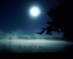 Jorge Figueiredo, </span><span><em>Canisbay at Night, 2004</em>, </span><span>6.4 x 8
