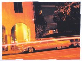 james storie, </span><span><em>fast car, 2004</em>, </span><span>giclee fragments,   36x48