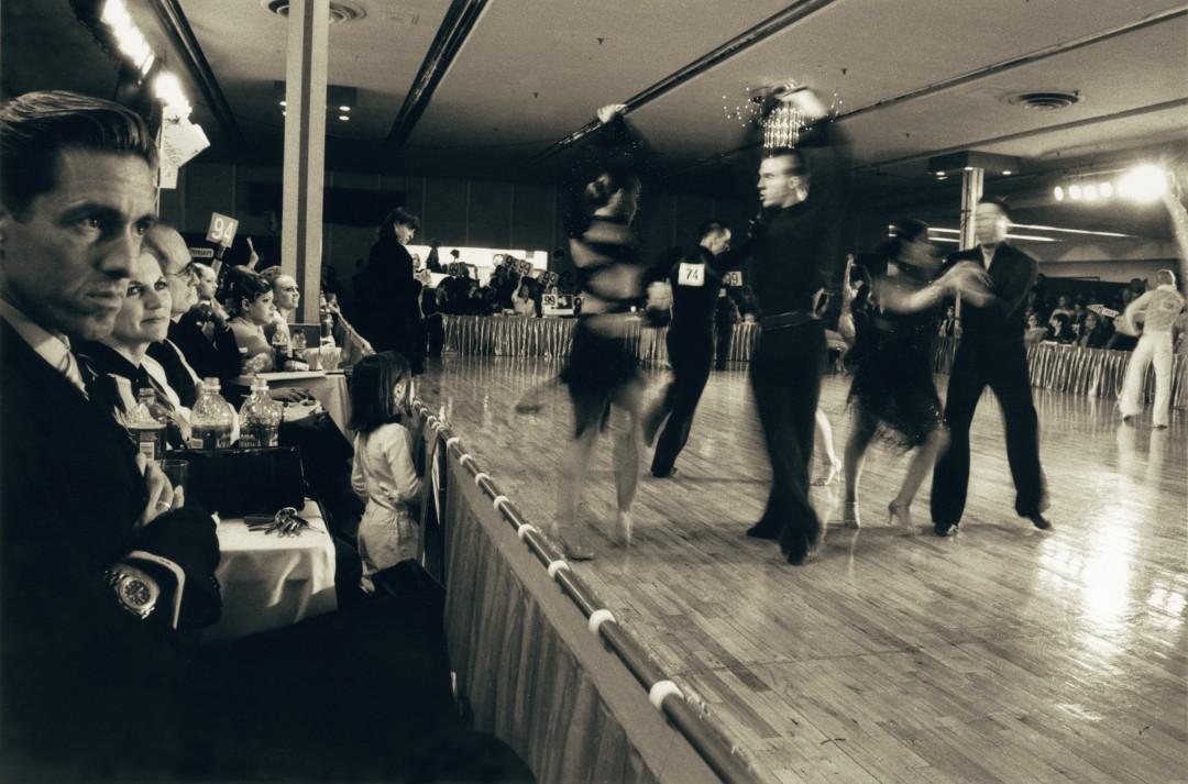 Beverley Abramson, Paso Doble 2, Montreal 2004, 16 x 20