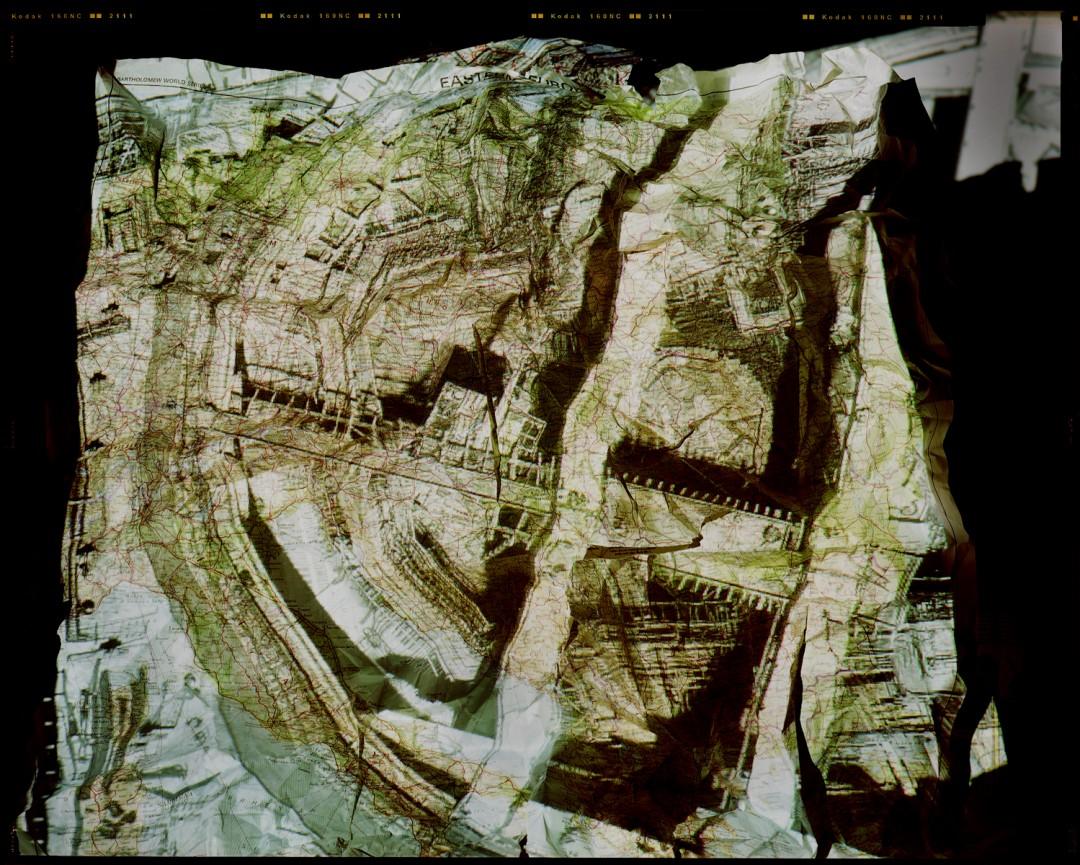Wieslaw Michalak, Imagining Places, 2006, Chromogenic print, 30 x 40 in