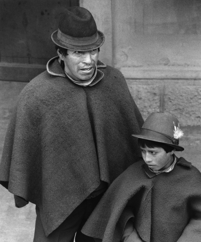 Stephen McNeill, </span><span><em>Father and Son  ©2002</em>