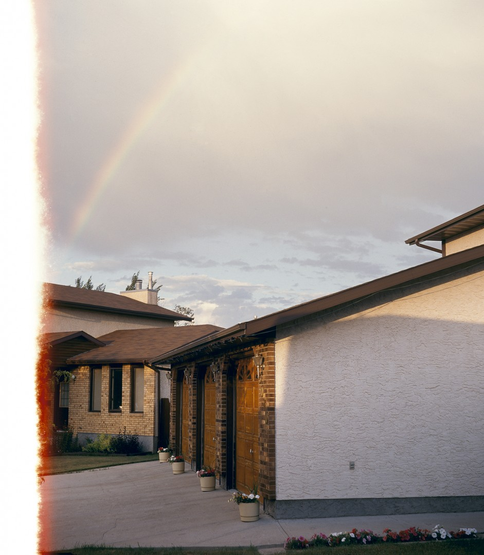 Chris Gergley, Rainbows, 2004, cibachrome, 10  x 12 inches