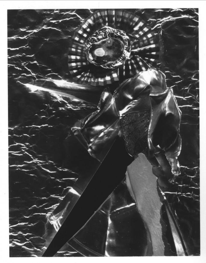 Carl Chiarenza, </span><span><em>Peace Warrior 66, 2003</em>