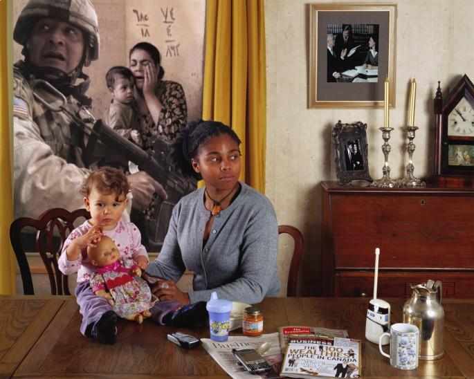Carole Condé &amp;amp; Karl Beveridge, </span><span><em>Work In Progress, 2006 (Iraq), 1980-2006</em>