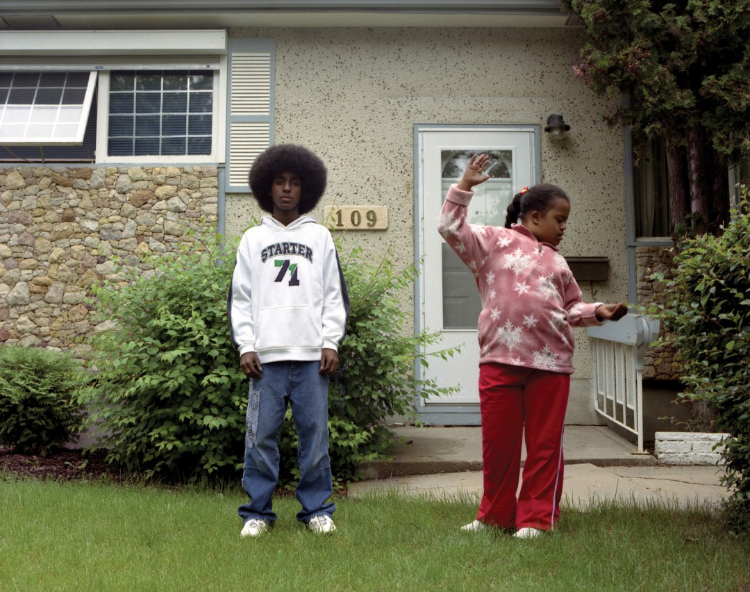 "Dawit Petros, </span><span><em>Untitled (Two), 2005, from the series Reinscriptions</em>, </span><span>C-Print, 30"" x 40"""