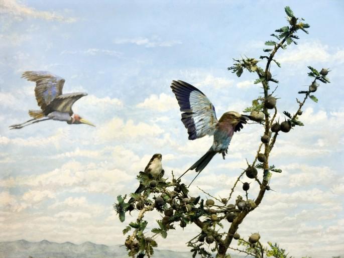 Susan Gouinlock, </span><span><em>Thorny Branch, 2006</em>, </span><span>11
