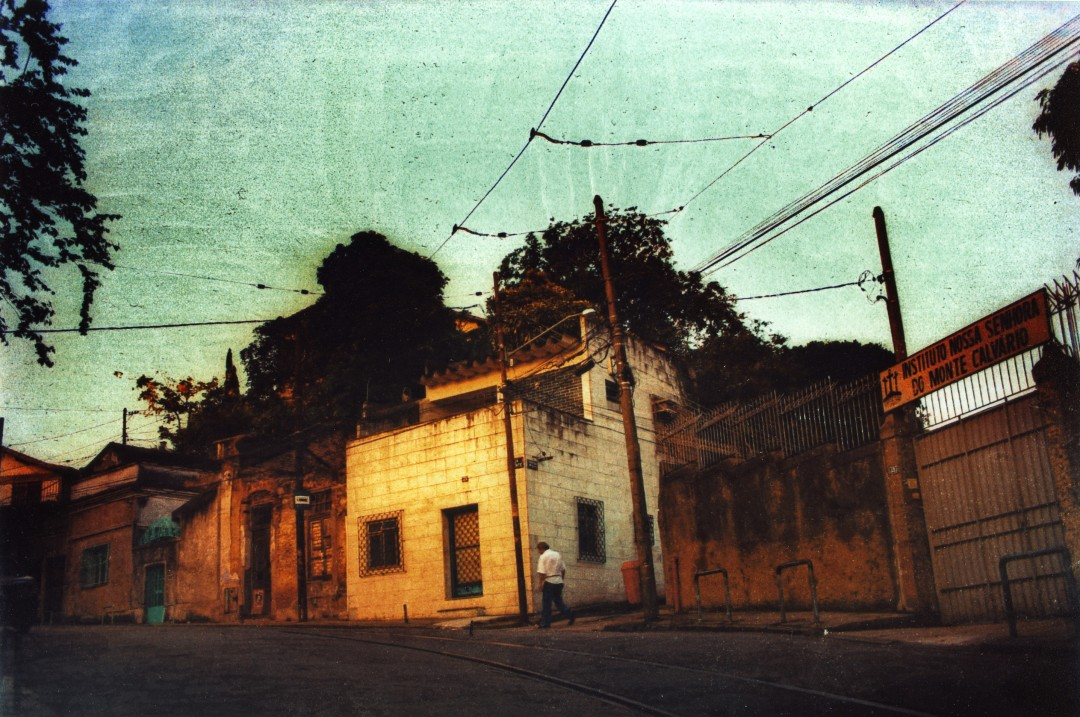 Sara Salahub, </span><span><em>Sunset in Rio, 2005</em>, </span><span>Acrylic Negative, RC print, 16x20