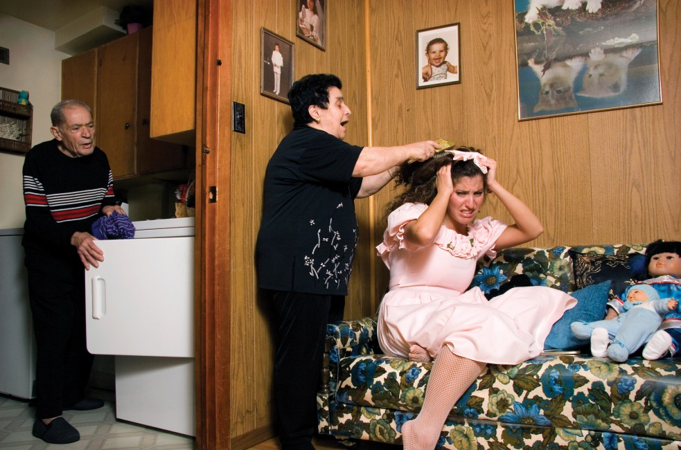 Danielle De Paulos, </span><span><em>No Title, 2007</em>, </span><span>,   x