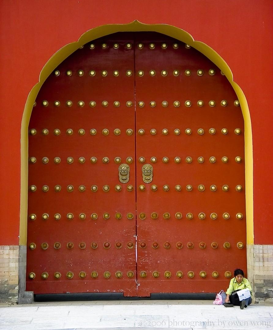 Owen Wong, </span><span><em>Gateway to Heaven, 2004</em>, </span><span>Archival Inkjet Print,  10x13