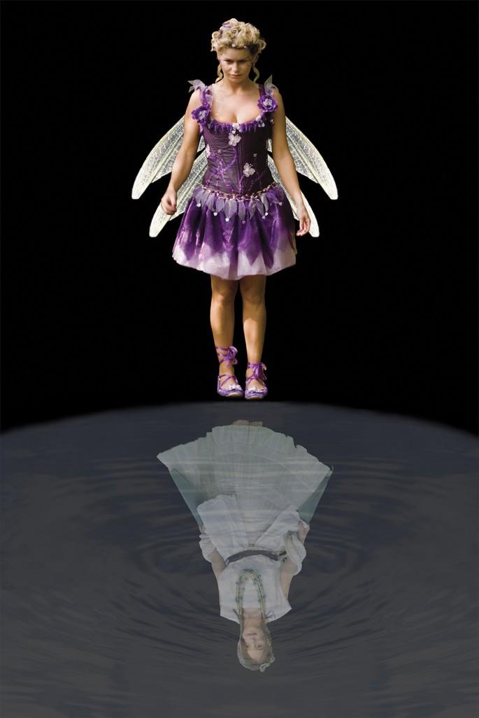 Nico Gareri, </span><span><em>Mirror Image II, 2006</em>