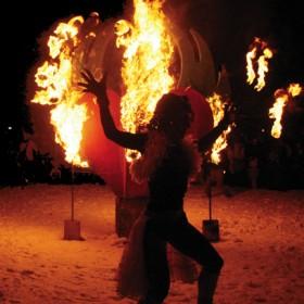 Richard Gilmore, </span><span><em>Fire Dancer</em>, </span><span>8