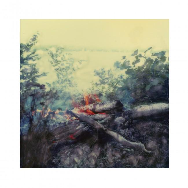 LOUISE VEZINA, </span><span><em>BRUSH FIRE &amp;amp; LAKE III, 2007</em>, </span><span>archival digital print 20x20