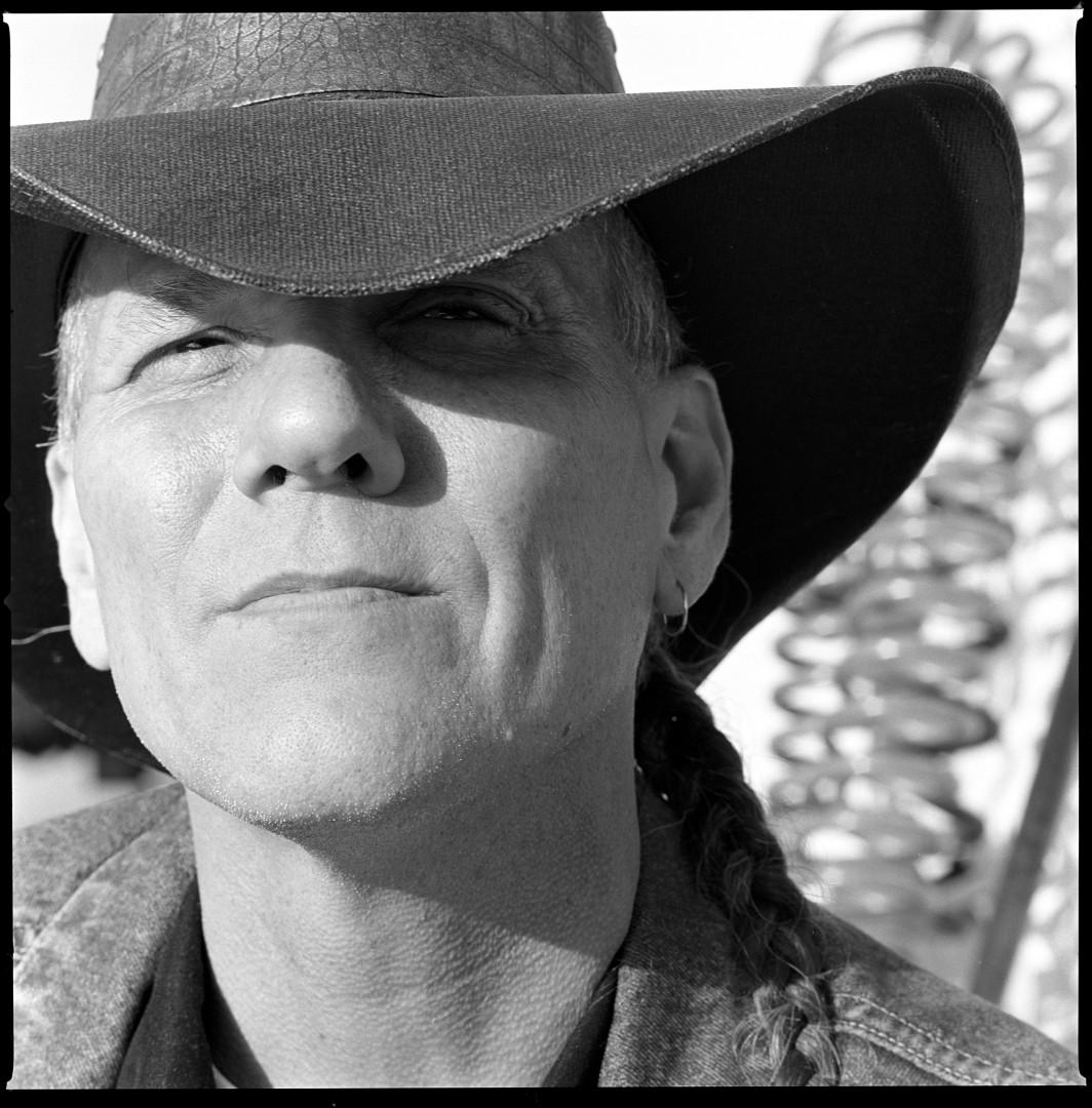 Martin Weinhold, Ben Cleveland, Truck Driver, 2006, ,   x