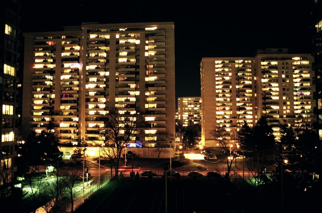 Mark Andre Pennock, </span><span><em>Lullaby of Buildings, 2007</em>