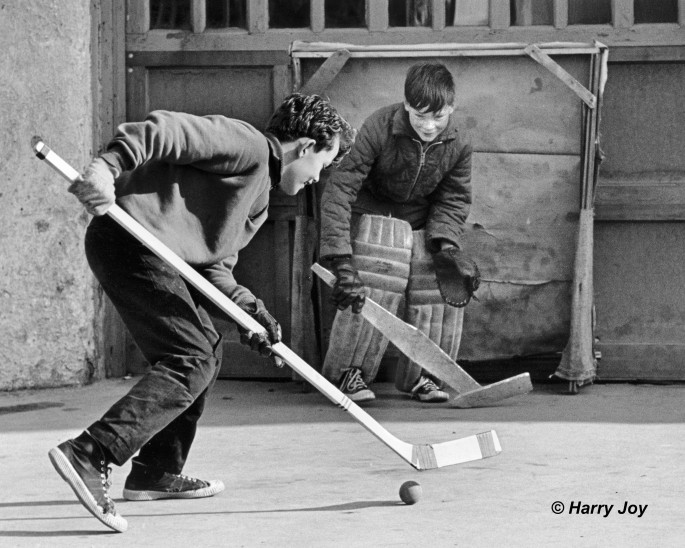 Harry Joy, </span><span><em>Canada's Game (1960's)</em>