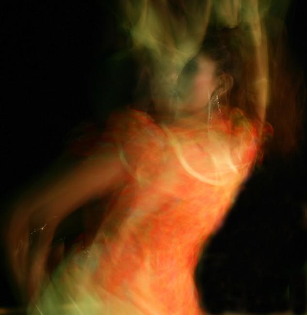 George Fischer, </span><span><em>Maldivian Dancer - 2004</em>, </span><span>Giclee Print, 20 x 24 inches