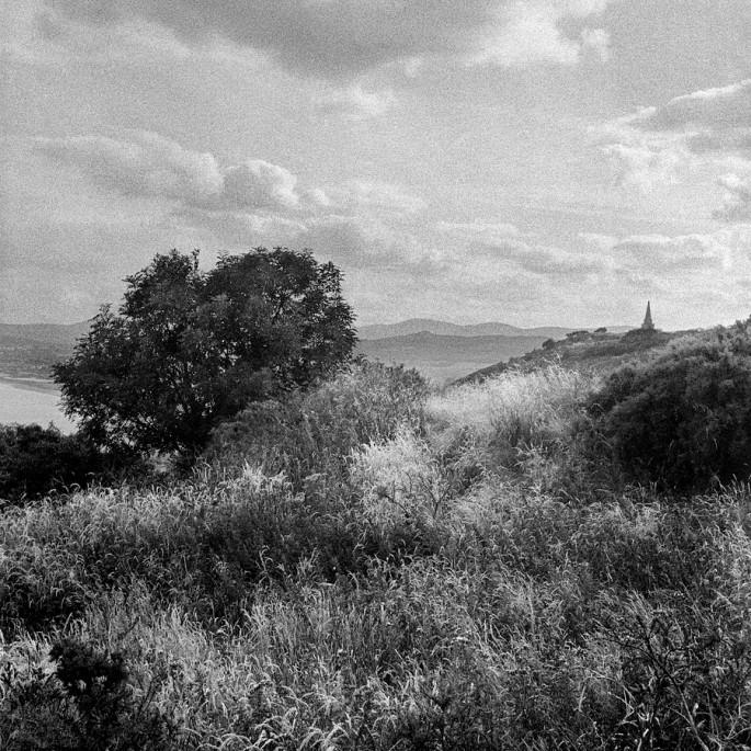 Bret Culp, </span><span><em>Obelisk 4, 2006</em>, </span><span>Pigment on Hahnemuhle Photo Rag Paper, 40x40
