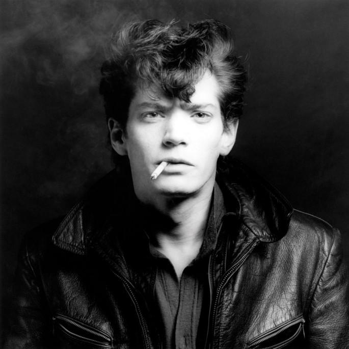 Self-portrait, 1980, </span><span><em>© Robert Mapplethorpe Foundation</em>