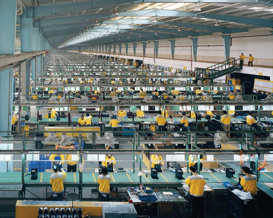 Manufacturing # 10B, Cankun Factory, Xiamen City, </span><span><em>Images Courtesy: Nicholas Metivier Gallery, Toronto</em>
