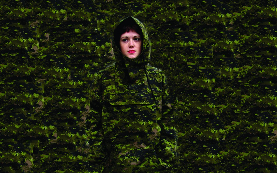 Oleh Sirant, Canadian Camo, 2006