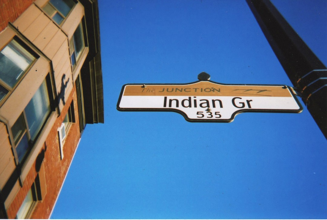 Loree Lawrence, </span><span><em>Indian Grove Today. 2007</em>, </span><span>12 x 8