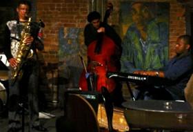George Friedman, </span><span><em>Doug Richardson Band</em>, </span><span>18 x 26