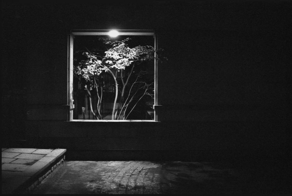 Hamish Robertson, </span><span><em>Noir Architecture #7, 2006</em>, </span><span>Digital Print,   9x12