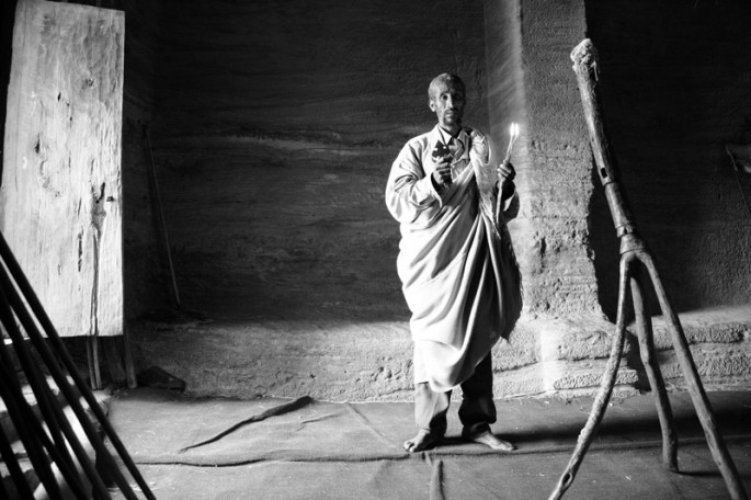 Glen Baxter, Ethiopia, 2008