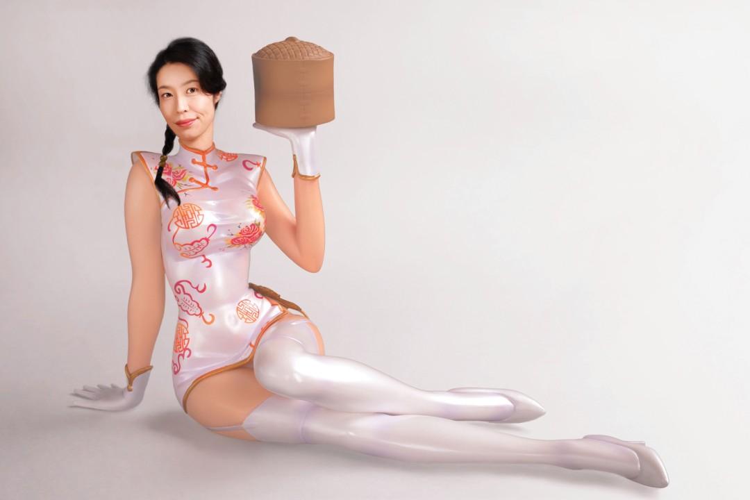 Ryoko Suzuki, Anikora-Seifuku no. 2, 2007, ,   x