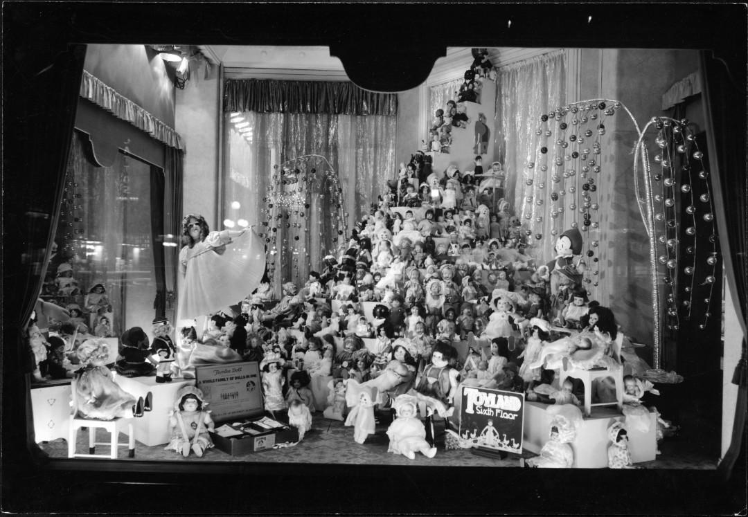 T. Eaton Company, Toyland, 1925, 731 X 505 pixels