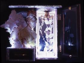 Kara Kirsh, </span><span><em>Untitled (Artschool Ruined my Life), 2007</em>, </span><span>mixed photographic media, 7x6x4