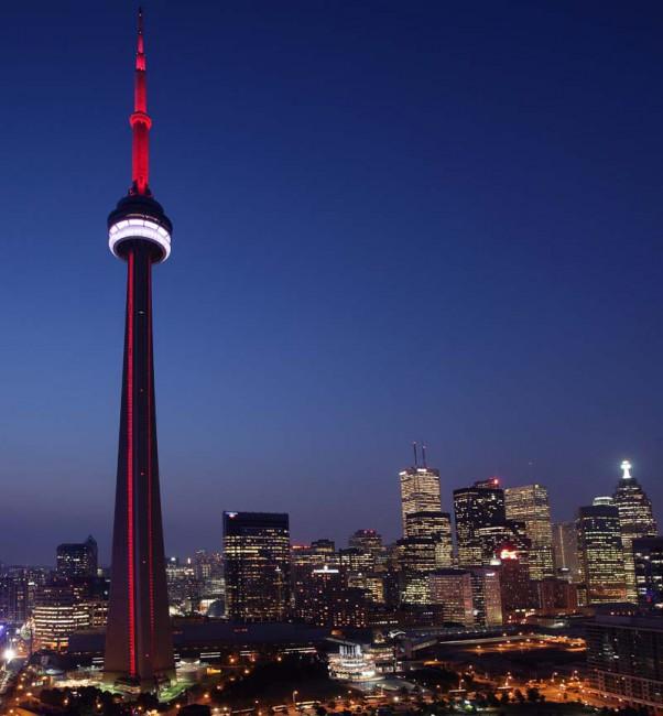 George Fischer, </span><span><em>CN Tower 2007</em>