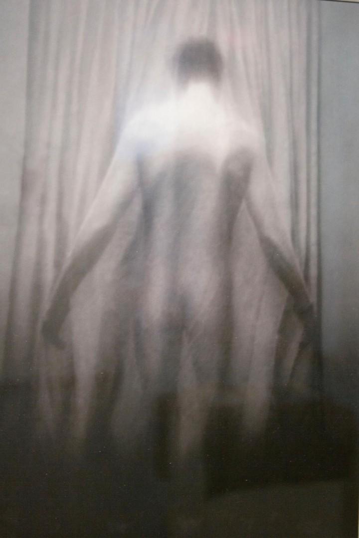 Marjut Hirbonen, Untitled, 2007, Mixed media 12'
