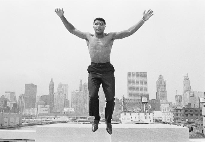 Thomas Hoepker, </span><span><em>Muhammad Ali, 1966  © THOMAS HOEPKER / MAGNUM PHOTOS</em>