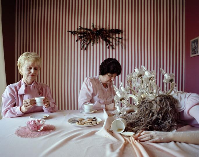 Robyn Cumming, </span><span><em>Many Shades of Pink, 2006</em>