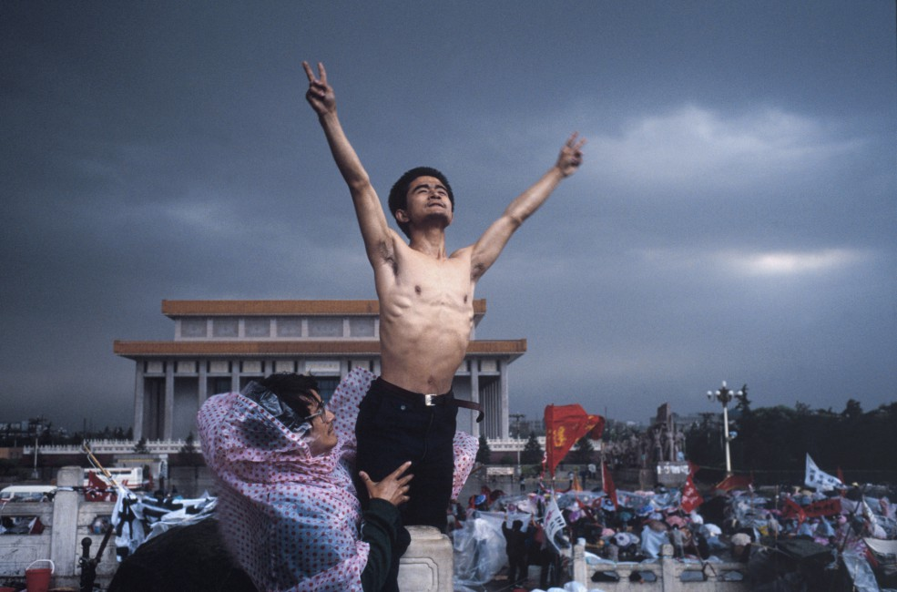 © Stuart Franklin / Magnum Photos, </span><span><em>China, 1989</em>